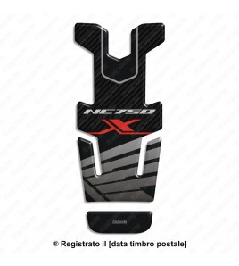 Paraserbatoio per Honda NC750X - ver. 2016