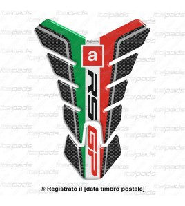 "Paraserbatoio per APRILIA Racing Moto GP theme ""Nevada"""