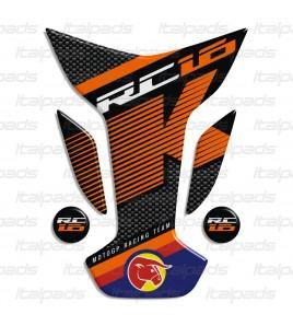 "Paraserbatoio ""Wings Top"" per KTM RC16 protective"