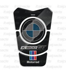 "Paraserbatoio resinato per BMW K1600GT nero mod. ""Top"""