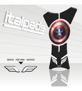 Paraserbatoio Captain Capitan America Steve Rogers Avengers