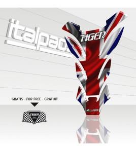 "Paraserbatoio per Triumph Tiger ""DETROIT"" + 1 sticker GRATIS!!"