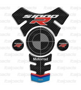 "Paraserbatoio ""Elite Sport/S"" carbon look per BMW S1000R"