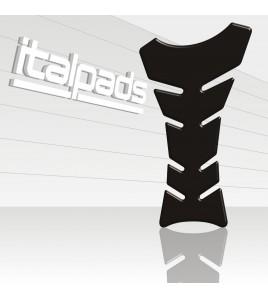 Paraserbatoio resinato NERO mod. Classic black Tank Pad cover protector protective