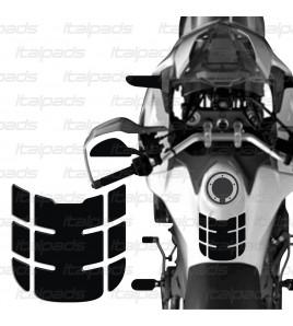 "Paraserbatoio Nero mod. ""Compact2"" per Honda Africa Twin CRF 1000"