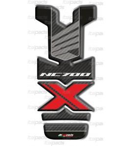 Paraserbatoio in resina compatibile per Honda NC700X