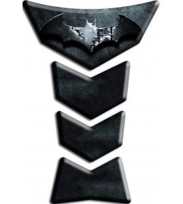 """Paraserbatoio in resina Tank Pad Batman theme """"Frames"""" nero"""