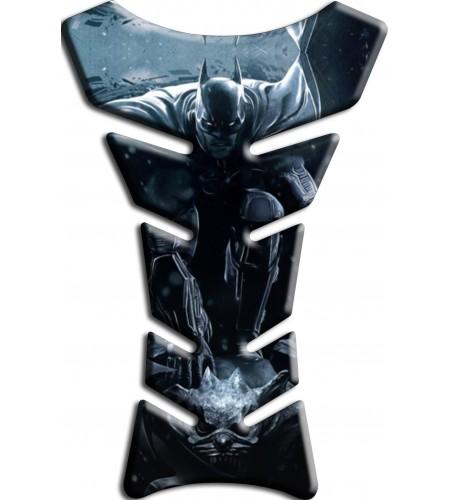 """Paraserbatoio resinato TANK PAD PROTECTIVE Batman """"Classic"""" nero"""