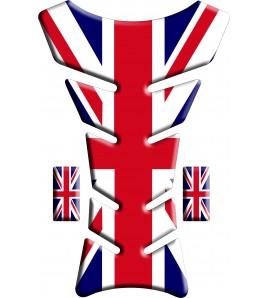 Paraserbatoio gel Triumph U.K. flag Union Jack Classic
