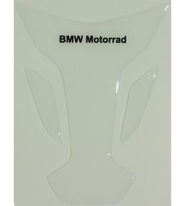 "Paraserbatoio resinato per BMW TRASPARENTE mod. ""Wings"""