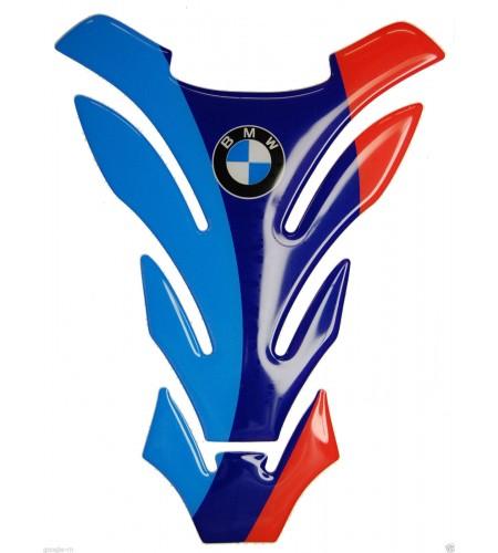 Paraserbatoio resinato per BMW mod. Detroit colours