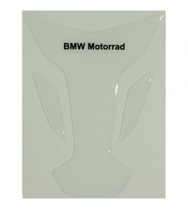 "Paraserbatoio resinato per BMW TRASPARENTE mod. ""Wings"" BIG"
