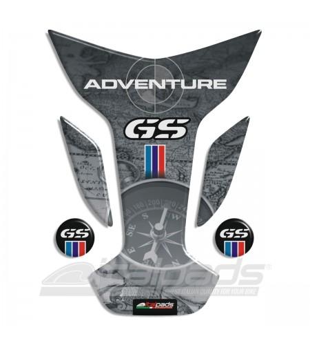 "Paraserbatoio per BMW GS mod. ""Wings Top/S"" + 2 GRATIS!!"