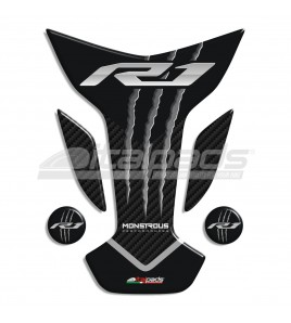 "Paraserbatoio per Yamaha R1 Monster mod. ""Wings Top"""