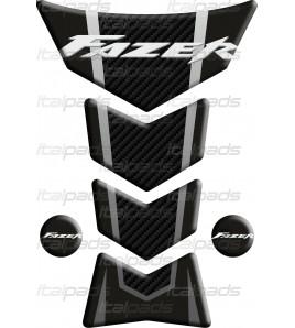 "Paraserbatoio per Yamaha Fazer carbon look mod. ""Frames"""